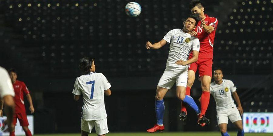 Balas Ucapan Kiper Thailand, Penyerang Malaysia Ungkap Sebab Selebrasi Kontroversial Saat Lolos ke Final Piala AFF 2018