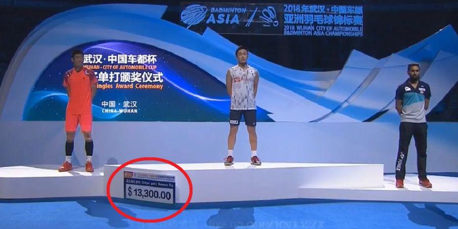 Kejuaraan Asia 2019 - China Berebut Predikat Juara Umum dengan Jepang meski Sudah Pastikan 1 Gelar
