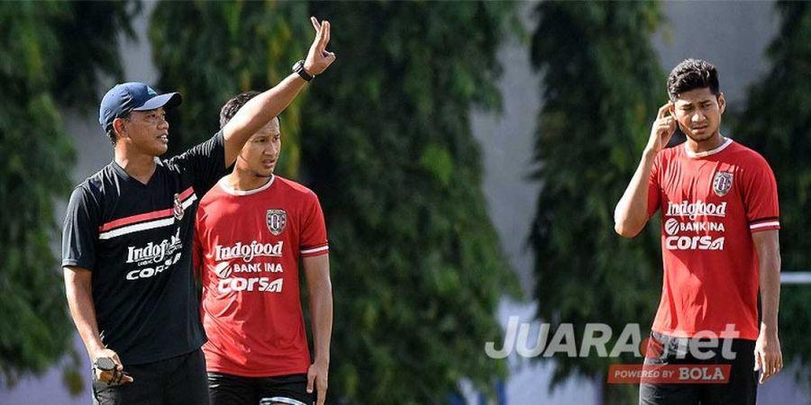 Ingin Berbicara Banyak di Piala AFC 2020, Eko Ingin Semeton Tetap Dukung Bali United