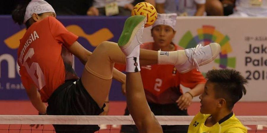 Pernah Jadi Pemulung, Atlet Sepak Takraw Putri Indonesia Buat Netizen Terharu