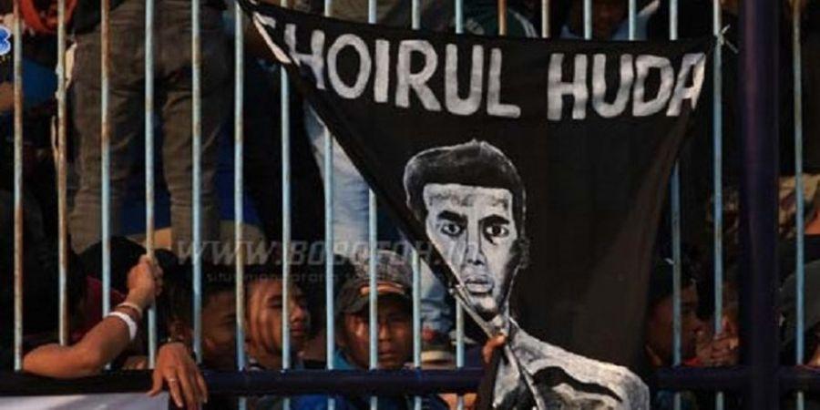 Persela Lamongan Menang Tipis atas Indonesia All Star di Tribute Match Choirul Huda