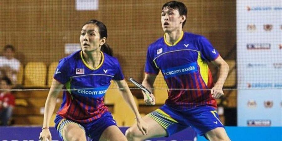 Peringkat Melorot, Duet Tan/Lai Belum Menyerah ke Olimpiade Tokyo 2020