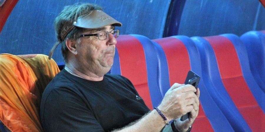 PSM Dikalahkan Barito Putera, Robert Rene Alberts Bawa-bawa Manchester City