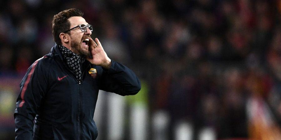 Pelatih AS Roma Terima Ancaman Pembunuhan Pasca Douglas Costa Ludahi Putranya