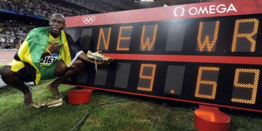 Usain Bolt Diundang Borussia Dortmund untuk Melakukan Uji Coba