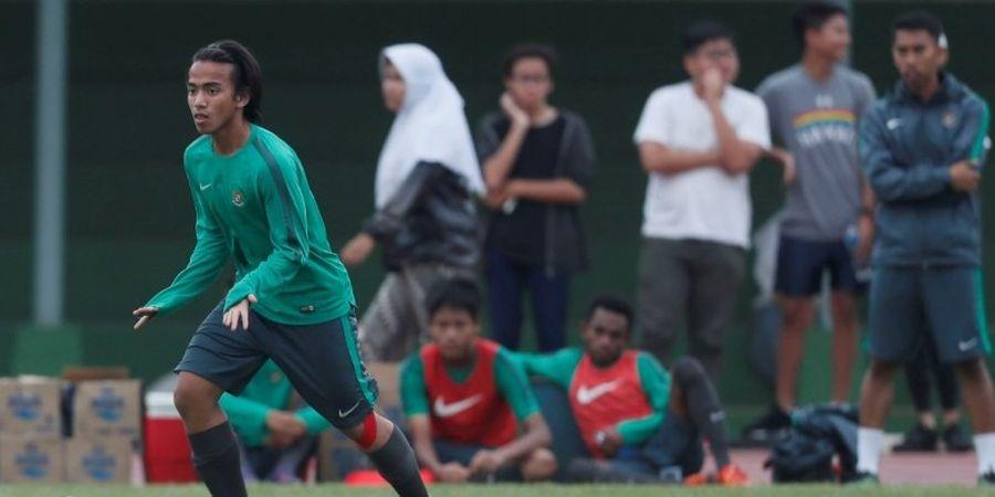 Eks Striker Timnas Indonesia dan Cucu BJ Habibie Batal Perkuat Persib B