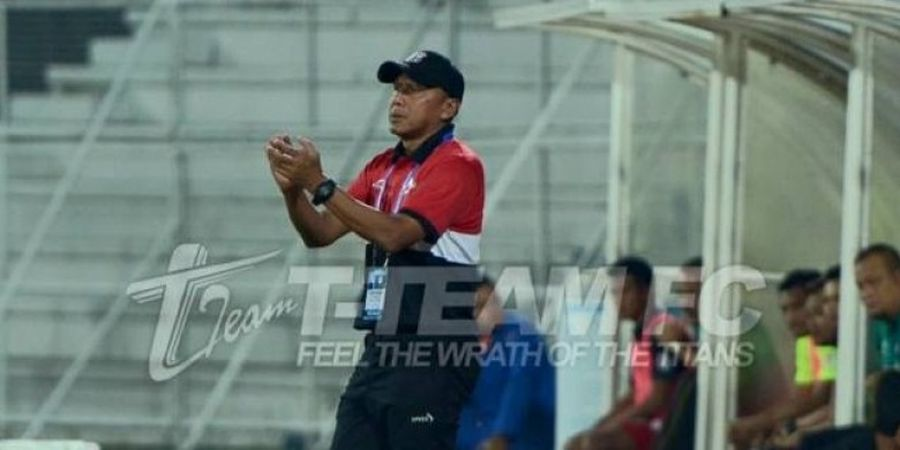 Satu Syarat Ini Bisa Selamatkan Anak Asuh Rahmad Darmawan dari Degradasi di Liga Super Malaysia