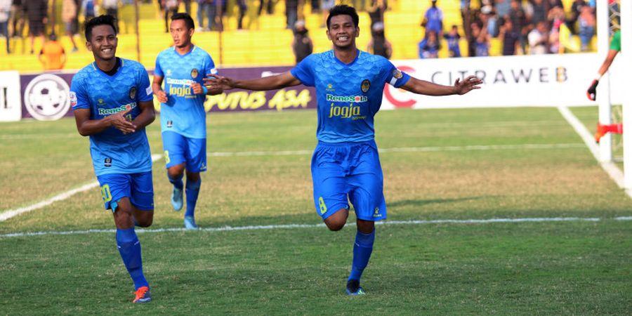 Tatap Liga 2 2019, PSIM Yogyakarta Perpanjang Kontrak Enam Pemain Musim Lalu