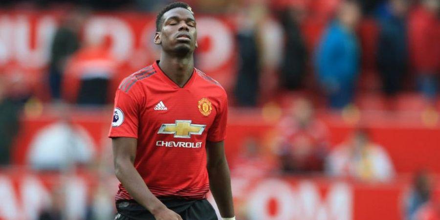 5 Gelandang Incaran Manchester United jika Paul Pogba Hengkang