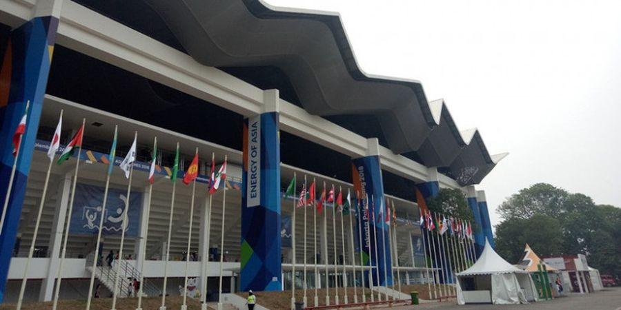 Stadion Akuatik Senayan Mendapat Pujian Warga Asing