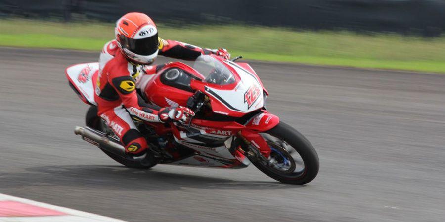 Irfan Ardiansyah Lalui Balapan ATC Seri Jepang dengan Finis di Posisi Ke-4