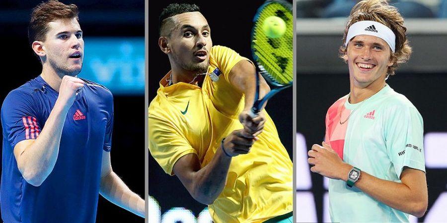 Persaingan Generasi Baru Tenis Dunia, Siap Gantikan The Big Four