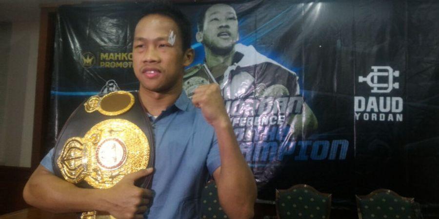 Petinju Indonesia, Daud Yordan Yakin Bisa Menang KO di Thailand