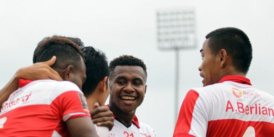 Inilah 27 Pemain yang Jadi Kekuatan Madura United di Musim 2017