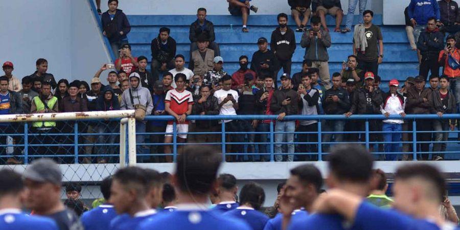 Detail Kerusakan Stadion yang Ditimbulkan Suporter dalam Laga Persib Vs Persebaya