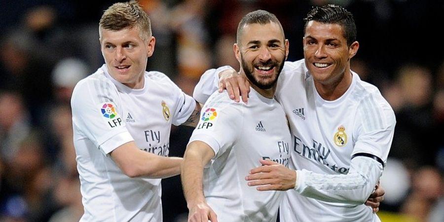 Real Madrid Vs Valencia, Personel Inti demi Kontinuitas Ritme