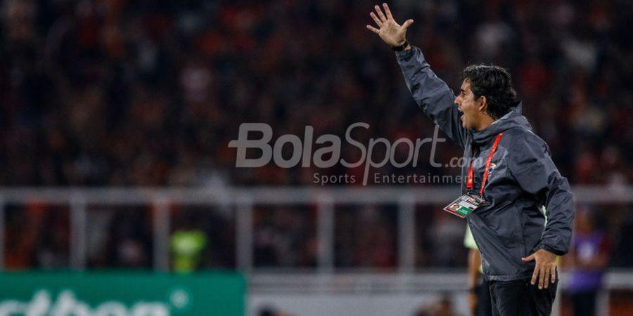 Persija Lolos ke Semifinal Piala AFC Zona ASEAN, Teco Terharu