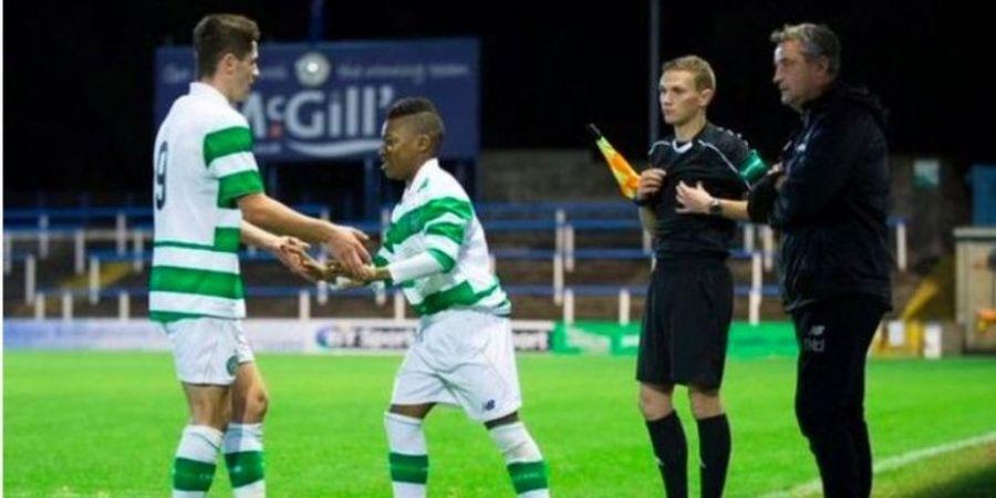 Bocah Ajaib Berusia 13 Tahun Jalani Debut untuk Tim U-20 Celtic