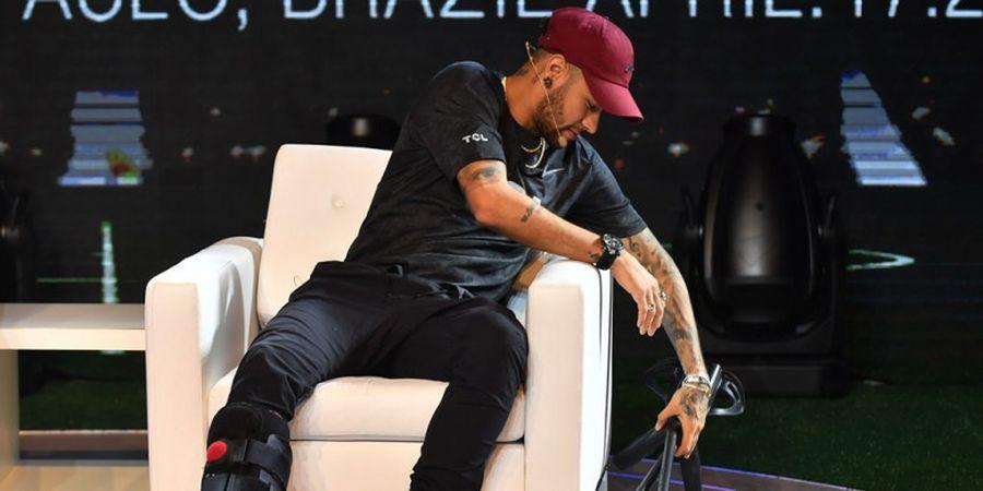 Neymar dkk Tetap Pamerkan Gaya Glamour Disela-sela Padatnya Jadwal Latihan Timnas Brasil