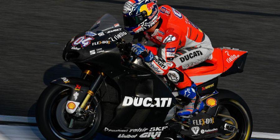 Tes Pramusim MotoGP 2018 - Andrea Dovizioso Merasa Cocok Dengan Sirkuit Buriram