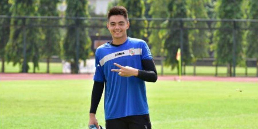 Kiper Borneo FC Ungkap Alasan Liga 1 2021 Harus Segera Bergulir Karena Hal Ini