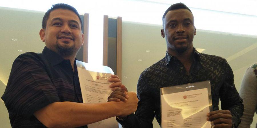 Guy Junior Disiapkan PSM sebagai Pengganti Ferdinand Sinaga