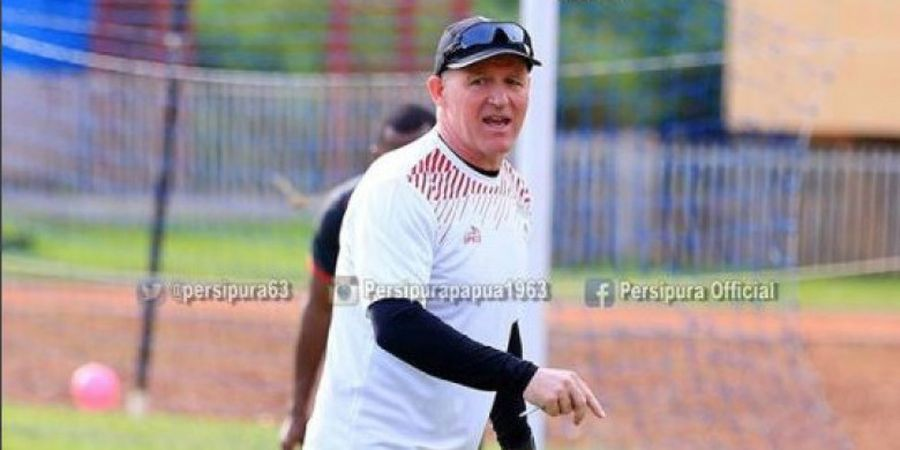 Eks Pemain West Ham United Ini Bangga Persipura Jayapura Tahan Imbang Persela