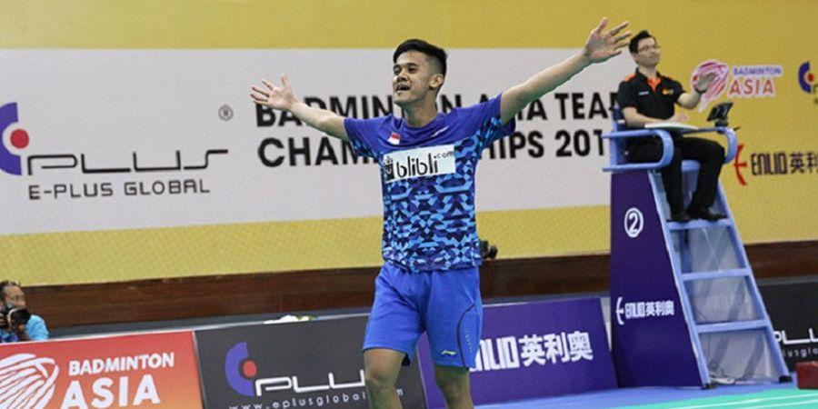 Firman Abdul Kholik Bawa Indonesia juarai Grup B Piala Thomas 2018