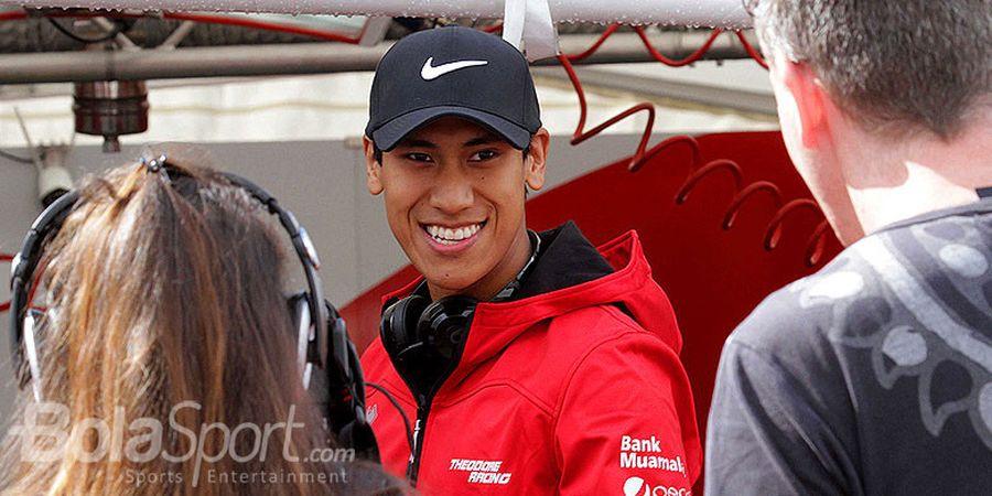 Satu Tahun Lagi bersama Tim Prema, Sean Gelael  Akan Berduet dengan Putra dari Michael Schumacher