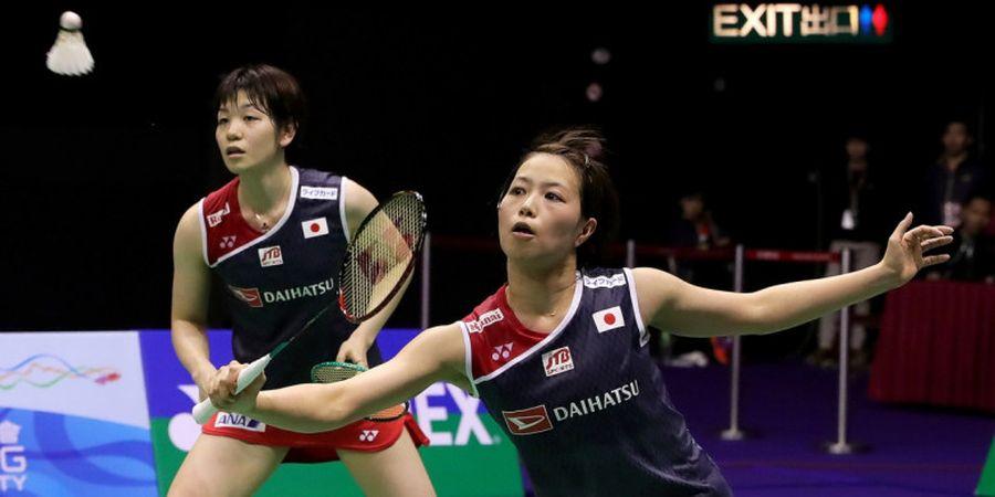 Mental Yuki Fukushima/Sayaka Hirota Bertambah Kuat Usai Juara All Japan 2018