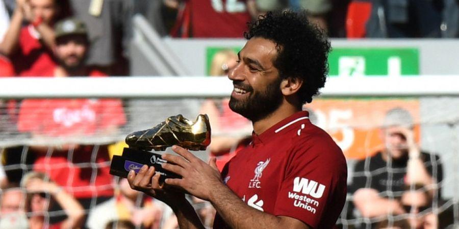 Liverpool, Kontrak Baru Mo Salah, dan Catatan Ian Rush