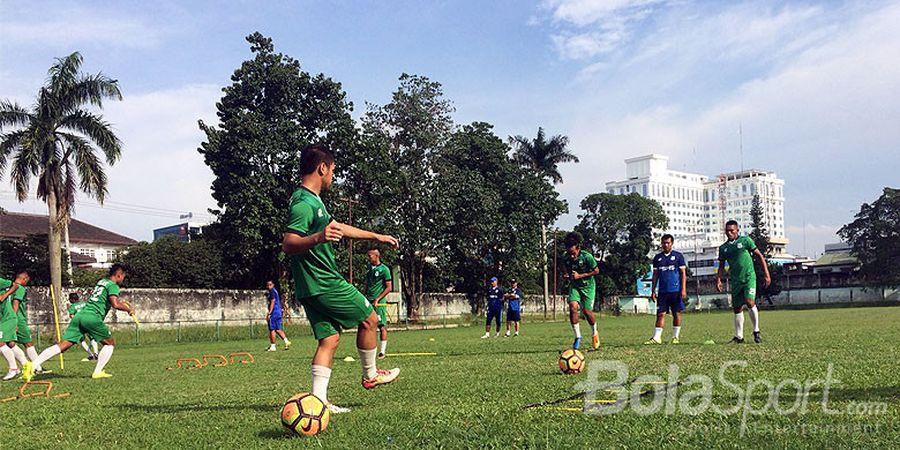 Striker PSMS Medan Buka Suara Soal Polemik Internal Klubnya