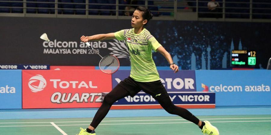 Hong Kong Open 2018 - Dinar Dyah Raih Tiket Babak Utama usai Balas Dendam dengan Wakil Taiwan