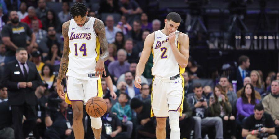 Hasil NBA 2018-2019, Lakers Dipermalukan di Kandang Sendiri