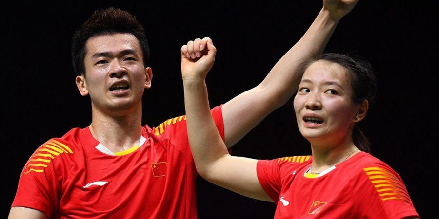 Sabet 2 Medali Emas Sektor Ganda Asian Games 2018, China Buktikan Keputusan Nekat Sang Pelatih Tepat Sasaran