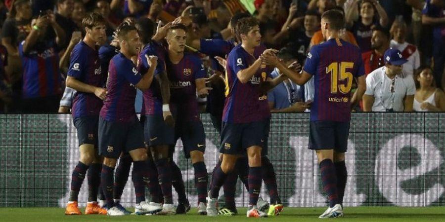 Jual Pemain Tak Terpakai, Barcelona Untung Besar-besaran dan Cetak Rekor