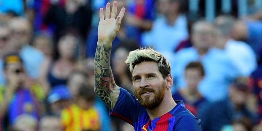 Lionel Messi, dari Pahlawan Menjadi Justin Bieber