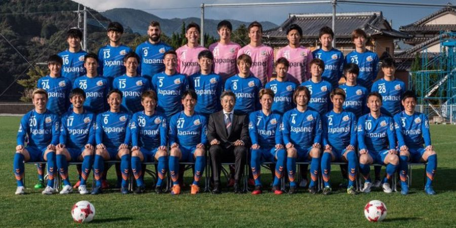 Klub Jepang Kehilangan Uang Rp 360 Juta Karena Jumlah Penonton