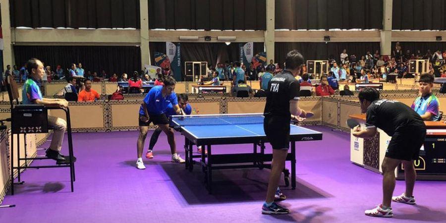 Kejuaraan Dunia Tenis Meja 2022, Chengdu Ajukan Diri Jadi Tuan Rumah