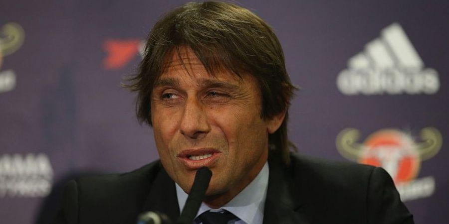 Antonio Conte Minta Maaf Atas Tekel Fabregas