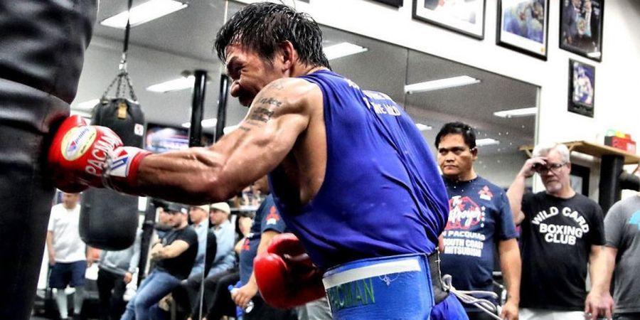 Manny Pacquiao Yakin Putranya Bisa Jadi Juara Dunia di Olahraga Tinju