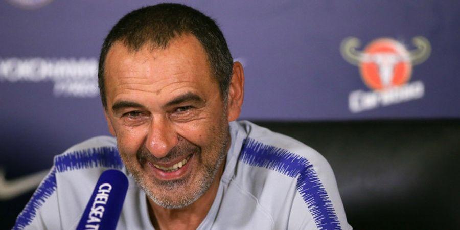 Apa Yang Disukai Maurizio Sarri dari Chelsea?