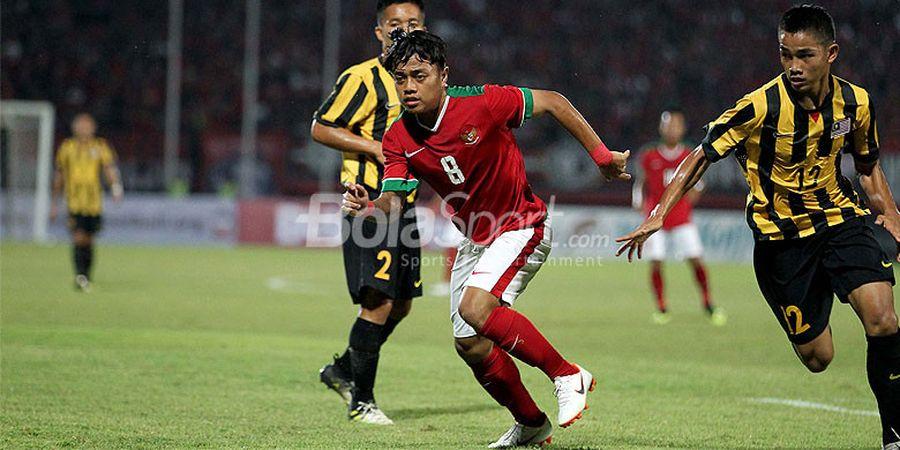 Timnas U-16 Indonesia - Gelandang The Next Stefano Lilipaly dan Firman Utina Ingin Bela Borneo FC Atau Mitra Kukar