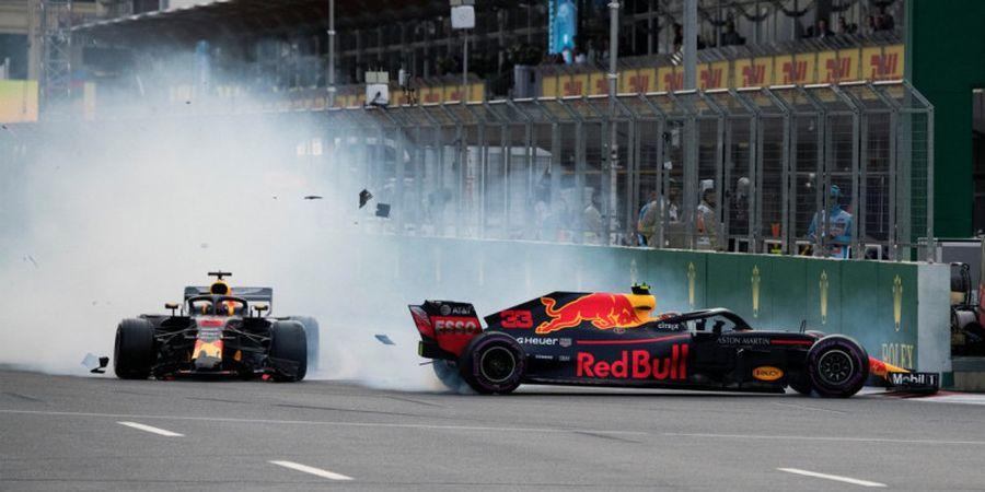 Secara Teknik, Daniel Ricciardo Tidak Bersalah dalam Insiden pada GP Azerbaijan