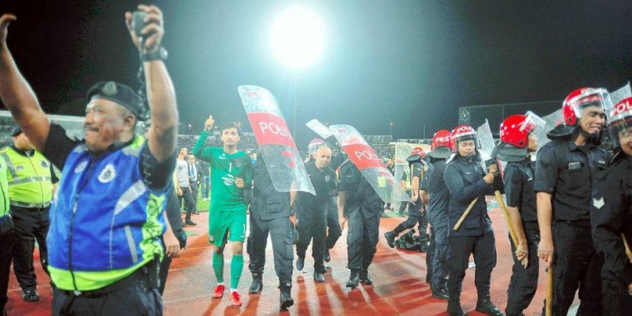 Semangat Olahraga di Liga Super Malaysia Memburuk
