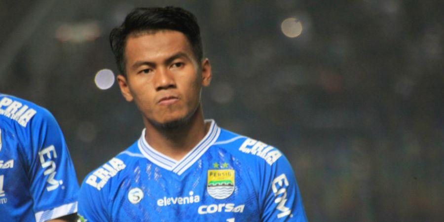 Target Ghozali Siregar bersama Persib Bandung di Liga 1 2019