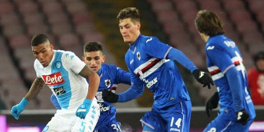 Ibrahimovic Tanpa Otot dalam Radar Juventus