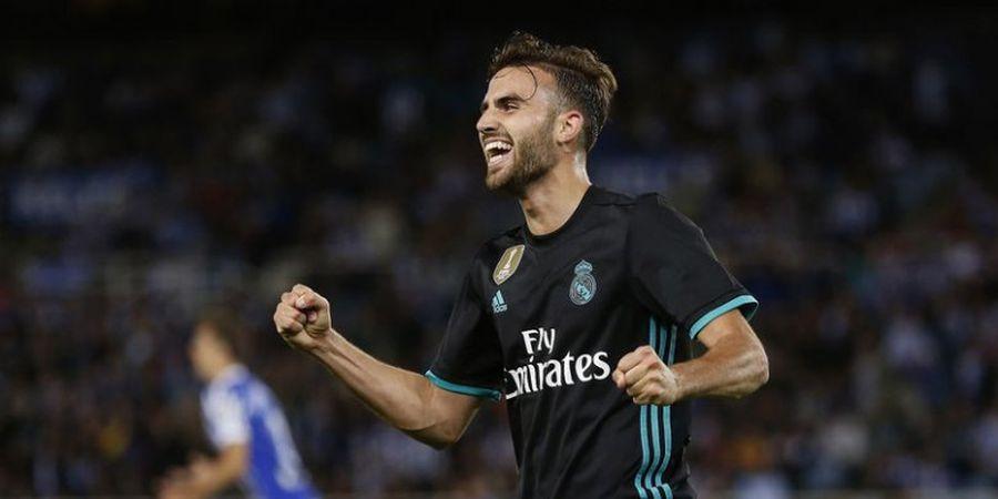 Pemain Muda Real Madrid Ini Digoda Deportivo Alaves