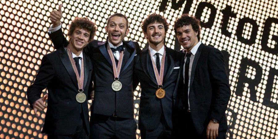 Valentino Rossi Sudah Disulitkan oleh Franco Morbidelli di Argentina