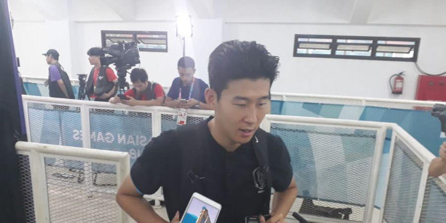 Janji Son Heung-min Usai Asian Games 2018